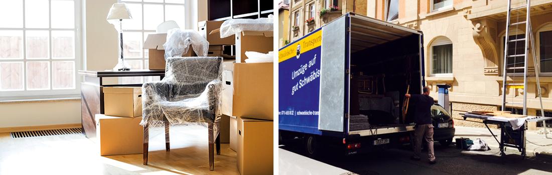 Schwäbische Transporte – Angebot