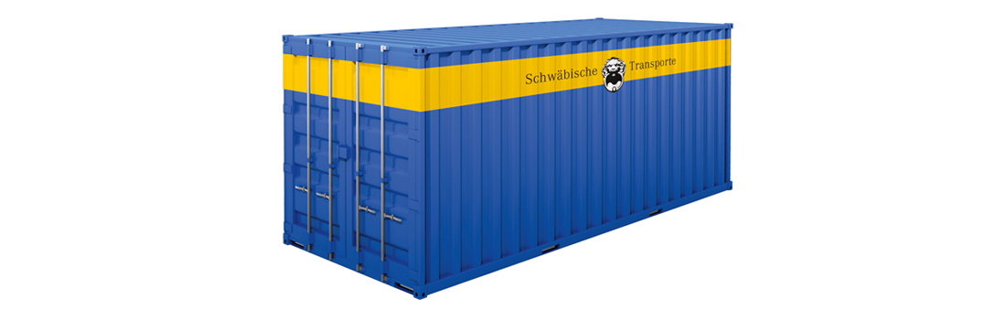 Schwäbische Transporte –Lager / Container